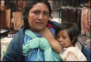 mother & child san chris