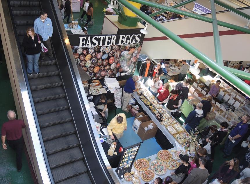Inside Buffalo Market