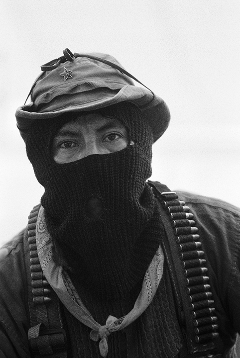 8  Comandante Tacho, EZLN, La Realidad, Chiapas, Mexico