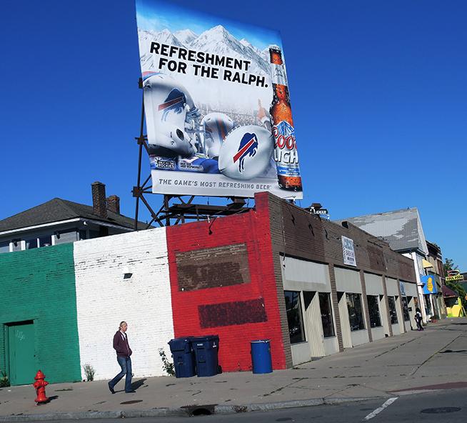 Corner of Hertel Avenue, and Lovering, Buffalo, NY